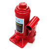 Hydraulic bottle Jack without safety valve
