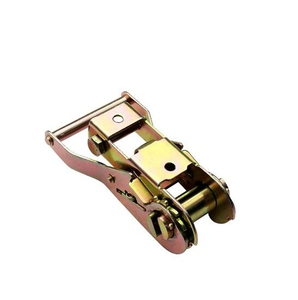 1-1/16inch 28mm 1.5T Zinc Plated Steel Ratchet Buckle