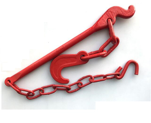 Forged Steel Lashing Chain Lever Tension/Chain Load Binder