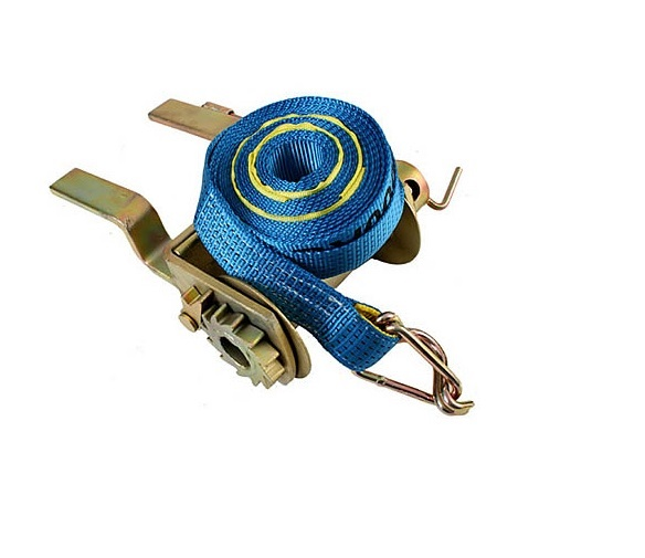 50mm 5T Polyester Winch Tie Down Strap