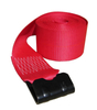 Polyester Winch Strap with Flat Hook