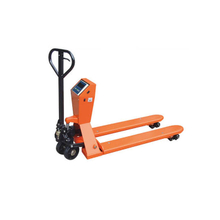 Hand Pallet Truck With Scale