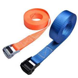 Polyester Cam Buckle Endless Ratchet Strap