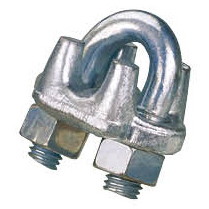 G450 US Type Drop Forged Wire Rope Clips