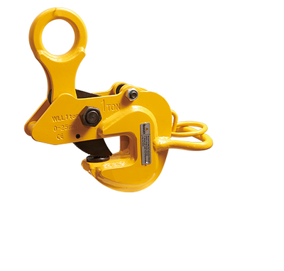 TMC Horizontal plate clamp with split jaw