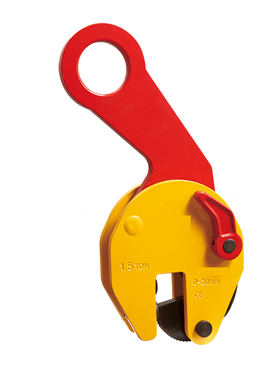 TBK VERTICAL CLAMP FOR STEEL BEAM